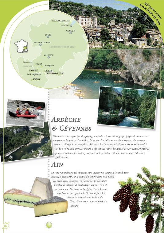 Übersetzung in 4 Sprachen (Englisch, Deutsch, Niederländisch und Spanisch) eines Katalogs mit Ferienunterkünften