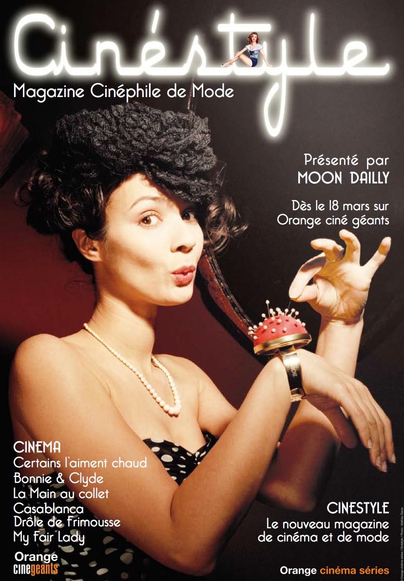 Übersetzung des Magazins Cinestyle