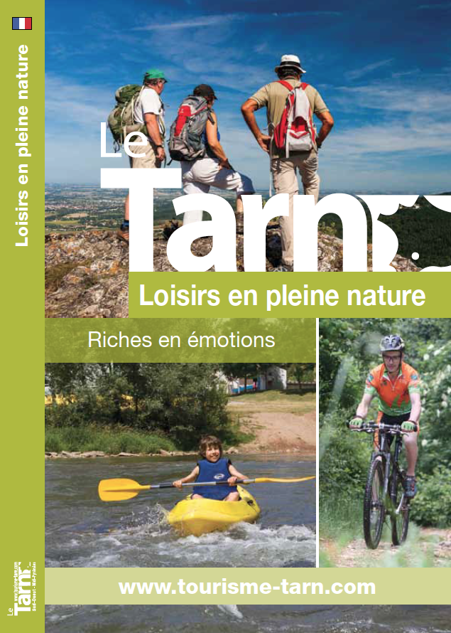 Touristische Übersetzung für das Tourismuskomitee des Departements Tarn