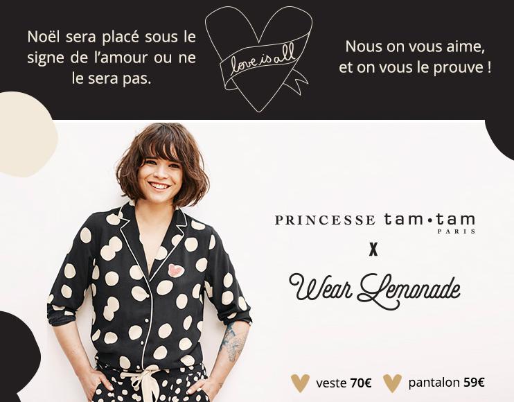 Übersetzung Damen-Dessous Französisch-Flämisch Princesse tam.tam