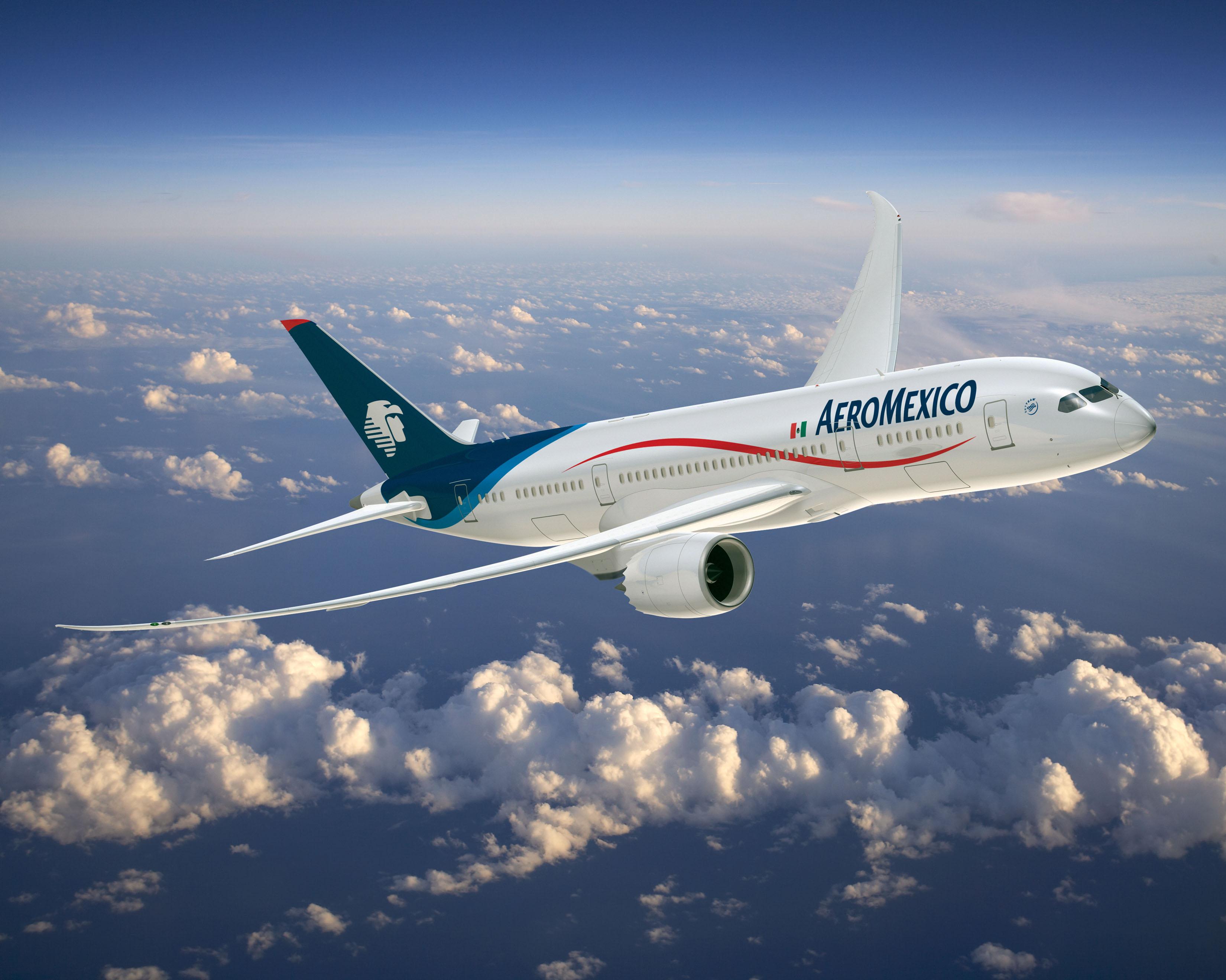 Übersetzung Lufttransport Aeromexico