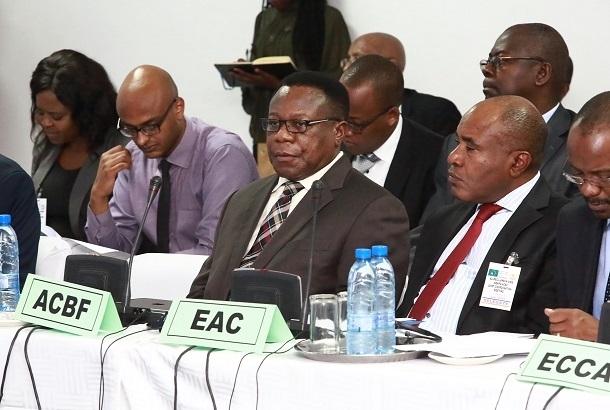 Wirtschaftsübersetzung für die African Capacity Building Foundation