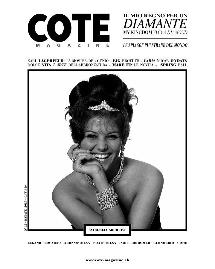 Übersetzung der Zeitschrift Cote Lugano