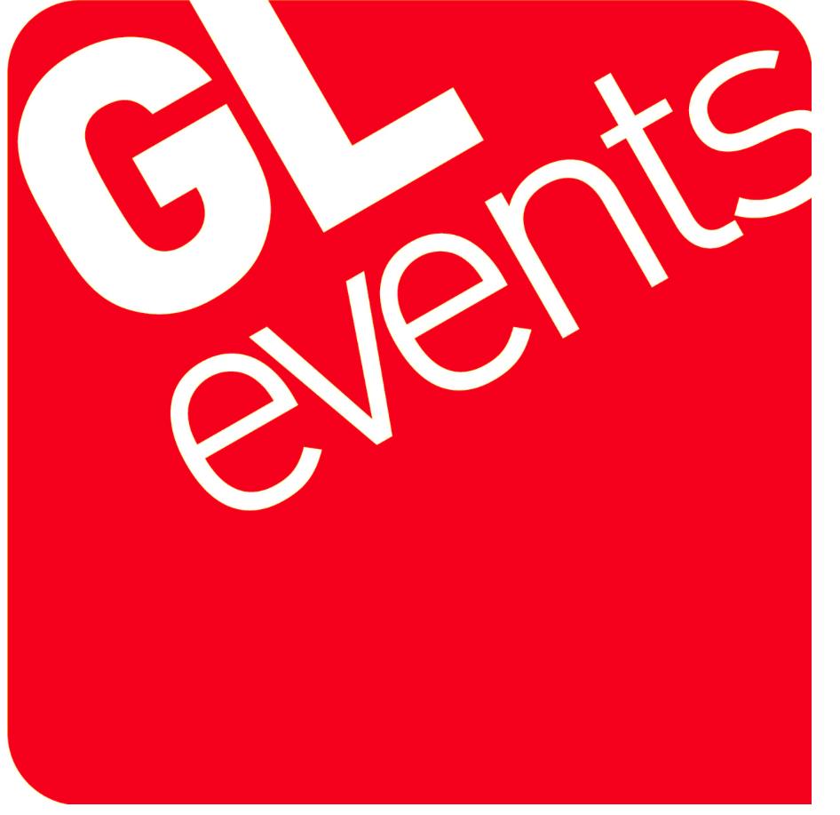Übersetzung Firmenbroschüre GL Events