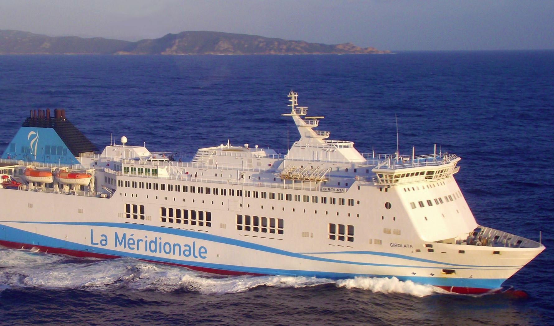 Übersetzung der Webseite der Schifffahrtsgesellschaft La Méridionale in 3 Sprachen (Italienisch, Englisch, Spanisch)