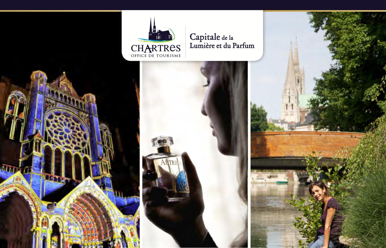 Übersetzung Französisch-Deutsch für die Stadt Chartres