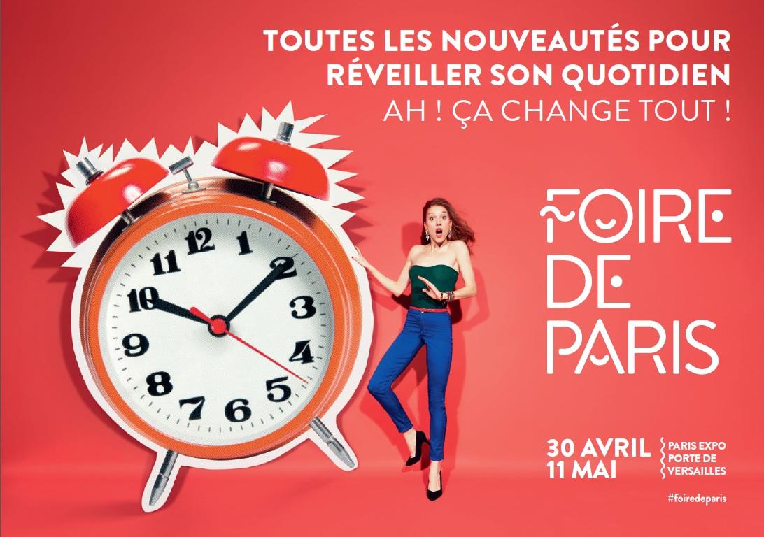 Übersetzung für die Messe Paris 2014