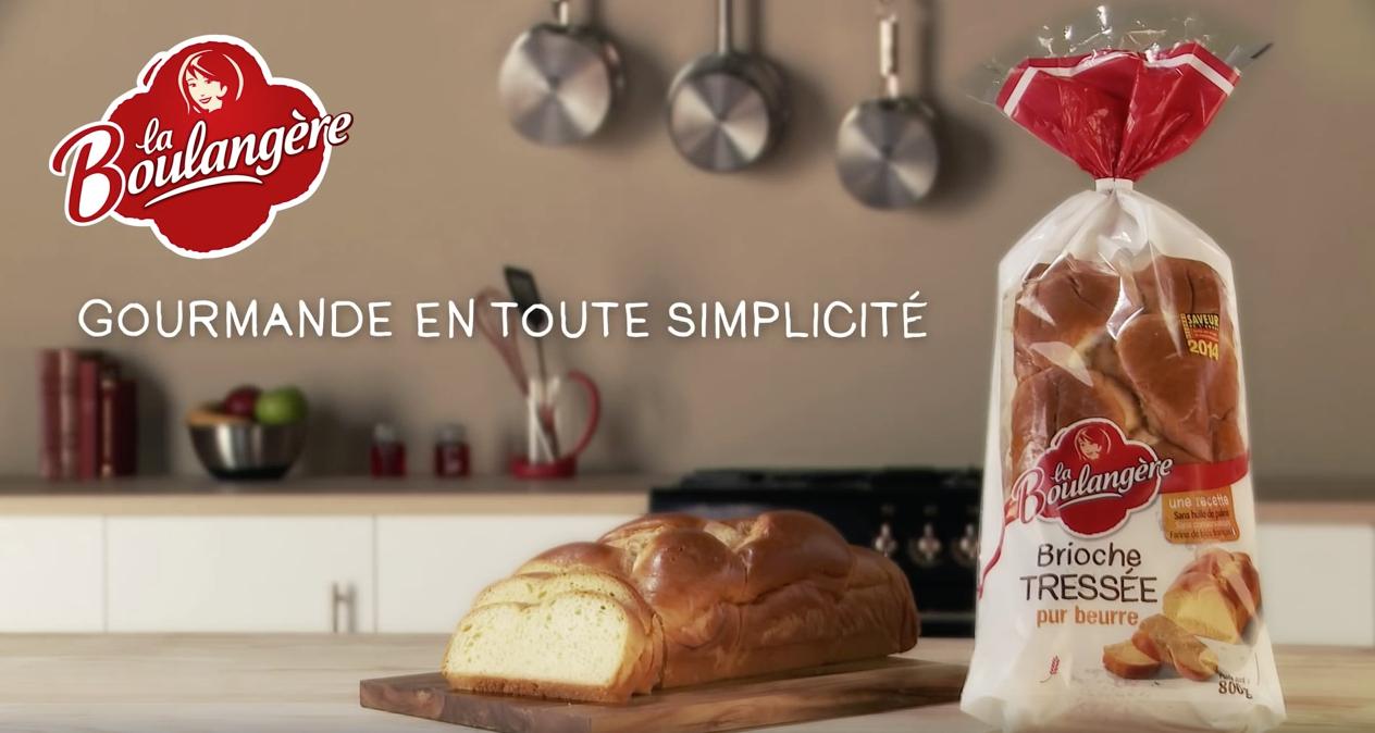 Mehrsprachige Übersetzung von Verpackungen für La Boulangère