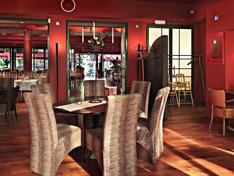 Übersetzung Französisch-Englisch für die Restaurants Restoleil