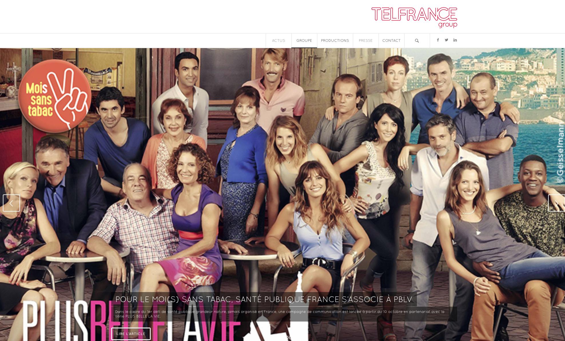 Übersetzung Französisch-Englisch für Telfrance