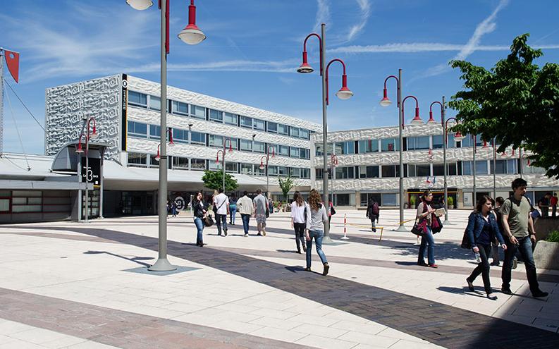 Mehrsprachige Übersetzung für die Universität Lille