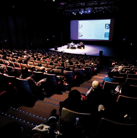 Dolmetschen beim 45. Comic-Festival in Angoulême